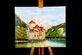 Schloss Chillon in Veytaux - ID Nummer: 278670